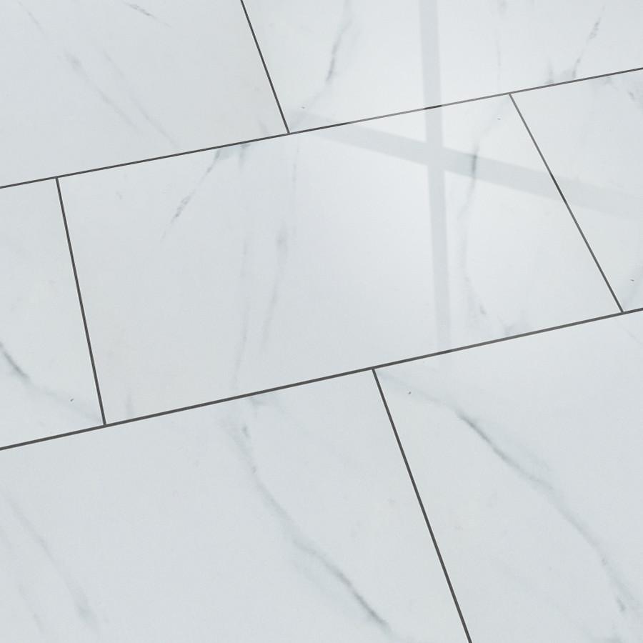 Feinsteinfliesen Bianco Carrara Xx Cm Poliert Feinsteinzeug - Gewicht fliesen feinsteinzeug