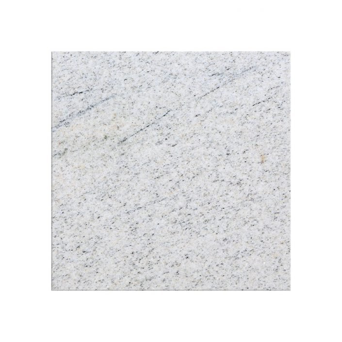 Muster Granitfliese Imperial White