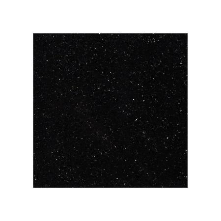 Muster Granitfliese Black Star Galaxy