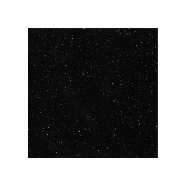 Muster Granitfliese Black Star Galaxy
