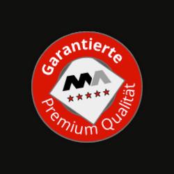 Premium Qualitätssiegel MA Granithandel
