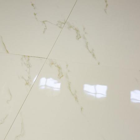 Bianco-Stone 80x80x1,1cm Glanz