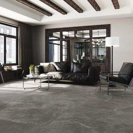 Grey Desert Wohnzimmer Fliesen