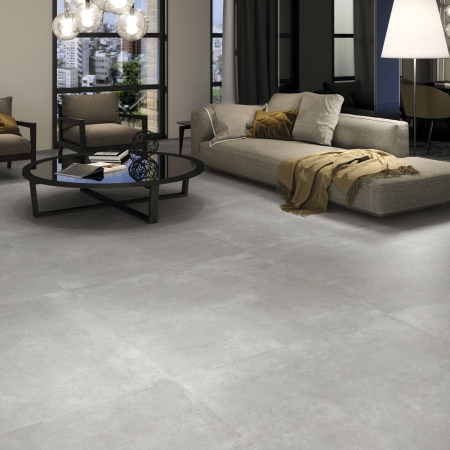 Arkety Grey 120x120 Feinsteinzeug Fliese