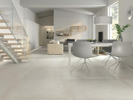Silver Grafton Feinsteinzeug Wohnzimmer